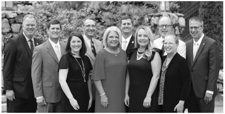 TSCPA 2019-20 Board of Directors